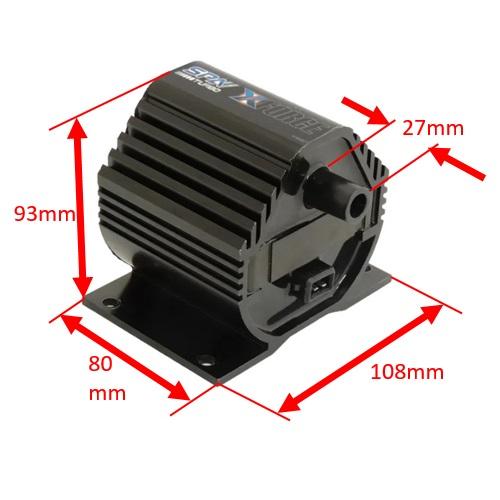Bobina de ignição 60.000 volts Conector padrão Mi. R$299,90