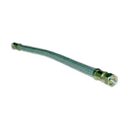 Mangueira-de-circulacao-ar-oleo-revestida-com-malha-de-aco-300mm-de-comprimento-conexoes-1-4-SAE