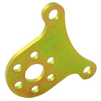 Flange-atuador-para-valvula-tipo-porta-em-aco-carbono-bicromatizado-modelo-4-furos