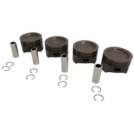 Jogo-de-pistao-forjado-para-VW-AP---IASA---2.0-concavo---8V---Com-pinos-20x54mm