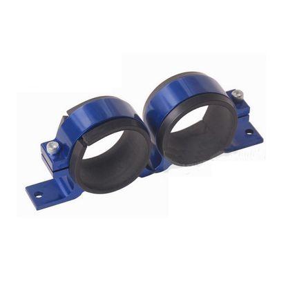 Suporte-duplo-para-bomba-ou-filtro-de-combustivel-em-aluminio