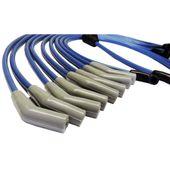 Cabos-de-vela-de-silicone-de-90mm-para-V8-Small-Block---Azul