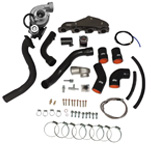 Kit Turbo Toyota Hilux 3.0 - Padrão T2 - COM TURBINA SPA200 - 0,8bar