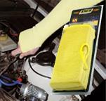 Proteção térmica em Kevlar para ante-braço DEI Engineering. Apenas R$ 149,90