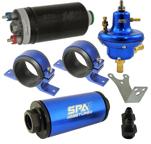 Dosador Hpi V3 + suporte + Bomba Elétrica 14BAR + Filtro De Combustível + Suporte (diversas combinações de cores)