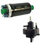 Bomba elétrica de combustível externa 9BAR + Dosador de combustível Composite HPI para motores injetados 2vias ou 3vias. Por R$399,80!