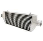 Intercooler ar/ar 400x190x50mm / Modelo E / colméia Tube & Fin / 100% alumínio. Desconto de R$ 45,50.