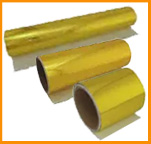 Fita adesiva refletora térmica Reflect Gold diversas opções. Confira!